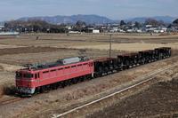 2021/1/26 Tue.  水戸線 - EF81-81ホキ配給 他- - PHOTOLOG by Hiroshi.N