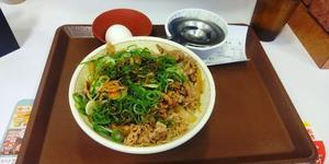 牛丼 - 単身赴任日記