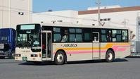 エムケイ観光バス 3531 - 修行ブログ