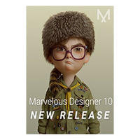 3D衣装作成ソフトウェア!!Marvelous Designer 10 Personal 64bit 日本語 Win版 - 激安中古ソフト販売ベクターブログ