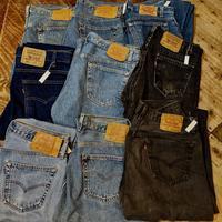 1月28日(木)入荷!Made in U.S.A 80~90s Levi's 501,505 Jeans! - ショウザンビル mecca BLOG!!