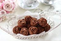 チョコマドレーヌ とチョコケーキ - 杉並区お菓子教室「jardin de l'abbaye 」ブログ