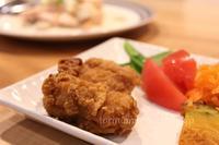 鶏の唐揚げ - おいしい便り
