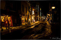 icy night - SCENE