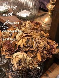本日、短縮営業です。 -  Flower and cafe 花空間 ivory (アイボリー)