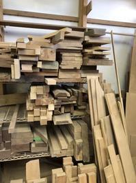 はがきサイズのフレームの製作 - 手作り家具工房の記録