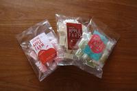 旭リンゴのシードルキャンディ - 雑貨屋regaブログ