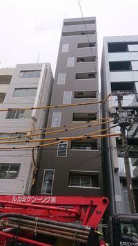 神田佐久間町ビル現場 - 日向興発ブログ【一級建築士事務所】