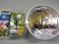 1/29夜勤飯 ファミマ 鮭としらすのだし茶漬け、ミックス野菜サラダ、雪苺娘 - 無駄遣いな日々