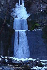 船尾滝#2 - 風の彩りー3