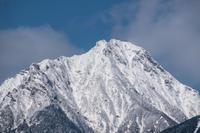 高原大橋から見る八ヶ岳 - 新しい旅に