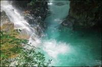 付知峡 - 薫の時の記憶
