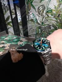 2021年ロレックス新作談義 - Rolex Street 6098 遊馬の機械式時計ブログ