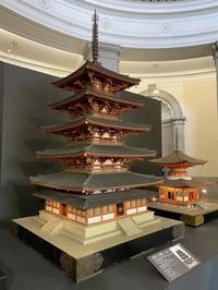 東京国立博物館日本のたてもの展文化庁日本博 - 堂宮大工 内田工務店 棟梁のブログ