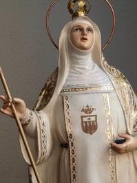 メルセの聖母マリア 44cm /H361 - Glicinia 古道具店