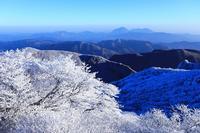 大船山1月30日Vol.2 - 九重山行クラブ「四季祭 」