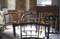 フレンチアンティーク アンティークチェア アンティーク椅子 椅子 アンティークチェアを並べてみました - clair de lune