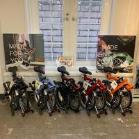 【重要】ブロンプトン2月入荷予定&在庫のご案内 - ShugakusoCycle(秀岳荘自転車)