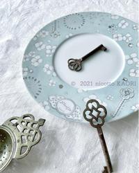 希望や想いを込めた新作皿 - nicottoな暮らし~うつわとおやつの物語