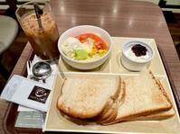 CAFE de CRIE で モーニング♪(立川) - よく飲むオバチャン☆本日のメニュー
