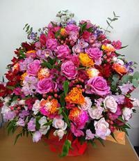 アレンジメント - 大阪府茨木市の花屋フラワーショップ花ごころ のブロブ