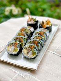 節分はキムパッp - 今日も食べようキムチっ子クラブ (料理研究家 結城奈佳の韓国料理教室)