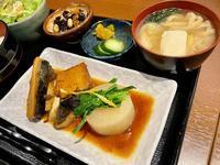 ぶり大根定食@ふらんこ(立川) - よく飲むオバチャン☆本日のメニュー