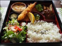 レストラン ザ・パークで洋食弁当@慶應義塾大学病院 - 人形町からごちそうさま