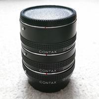CONTAX エクステンションチューブ - 寫眞機萬年堂   - since 2013 -