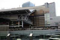 JR大阪駅とノースゲートビルディング - レトロな建物を訪ねて