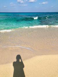 宮古島の海 - ひとやすみ。