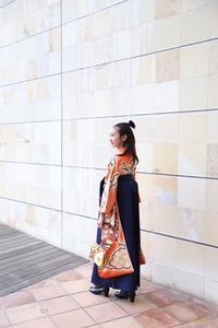 《アクア店》袴で記念写真✨ - MEDELL STAFF BLOG