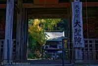 常楽寺-山門 - Mark.M.Watanabeの熊本撮影紀行