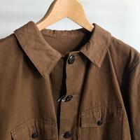 Brown Canvas Hunting Jacket - DIGUPPER BLOG