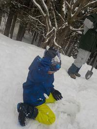雪あそびチャレンジ - 子どものための自然体験学校「アドベンチャーキッズスクール」