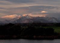 今日の大山 - 大山山麓、山、滝、鉄道風景