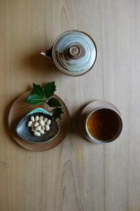福豆を頂く - g's style day by day ー京都嵐山から、季節を楽しむ日々をお届けしますー