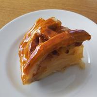 去年から食べたかったアップルパイ - Hanakenhana's Blog
