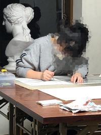 稲沢教室、受験コースを紹介します。 - 大﨑造形絵画教室のブログ