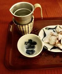 蛸or生牡蠣 - べルリンでさーて何を食おうかな?