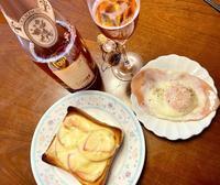朝ごはんはArlauxのシャンパン♪ - よく飲むオバチャン☆本日のメニュー