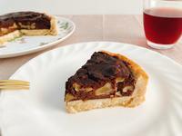 【雑穀料理】素朴で心癒されるスイーツ!ヌガー風チョコタルトの作り方・レシピ【キャロブパウダー】 - Tempota Cuisine