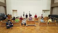 コロナ禍の大学でのガムランの授業 - 大阪でバリ島のガムラン ギータクンチャナ PENTAS@GITA KENCANA