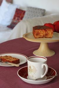 キャラメルりんごのパウンドケーキ - 暮らしを紡ぐ2