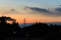 日の出前 - 自然の中でⅡ
