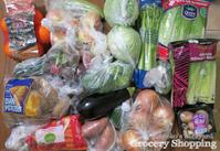 2~3週間に1回の食材まとめ買いと献立(3-1) - Kyoko's Backyard ~アメリカで田舎暮らし~