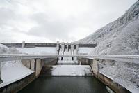 雪景色@南丹市日吉ダム・其の二 - デジタルな鍛冶屋の写真歩記