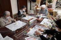 季節レク~ 2021 ひな飾り作り ~ - 鎌倉のデイサービス「やと」のブログ