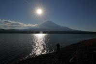 富士山 - Today's action