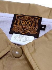kustomstyle カスタムスタイル lfam20thモデル(コーチジャケット・ロングスリーブTシャツ) 入荷 - ZAP[ストリートファッションのセレクトショップ]のBlog